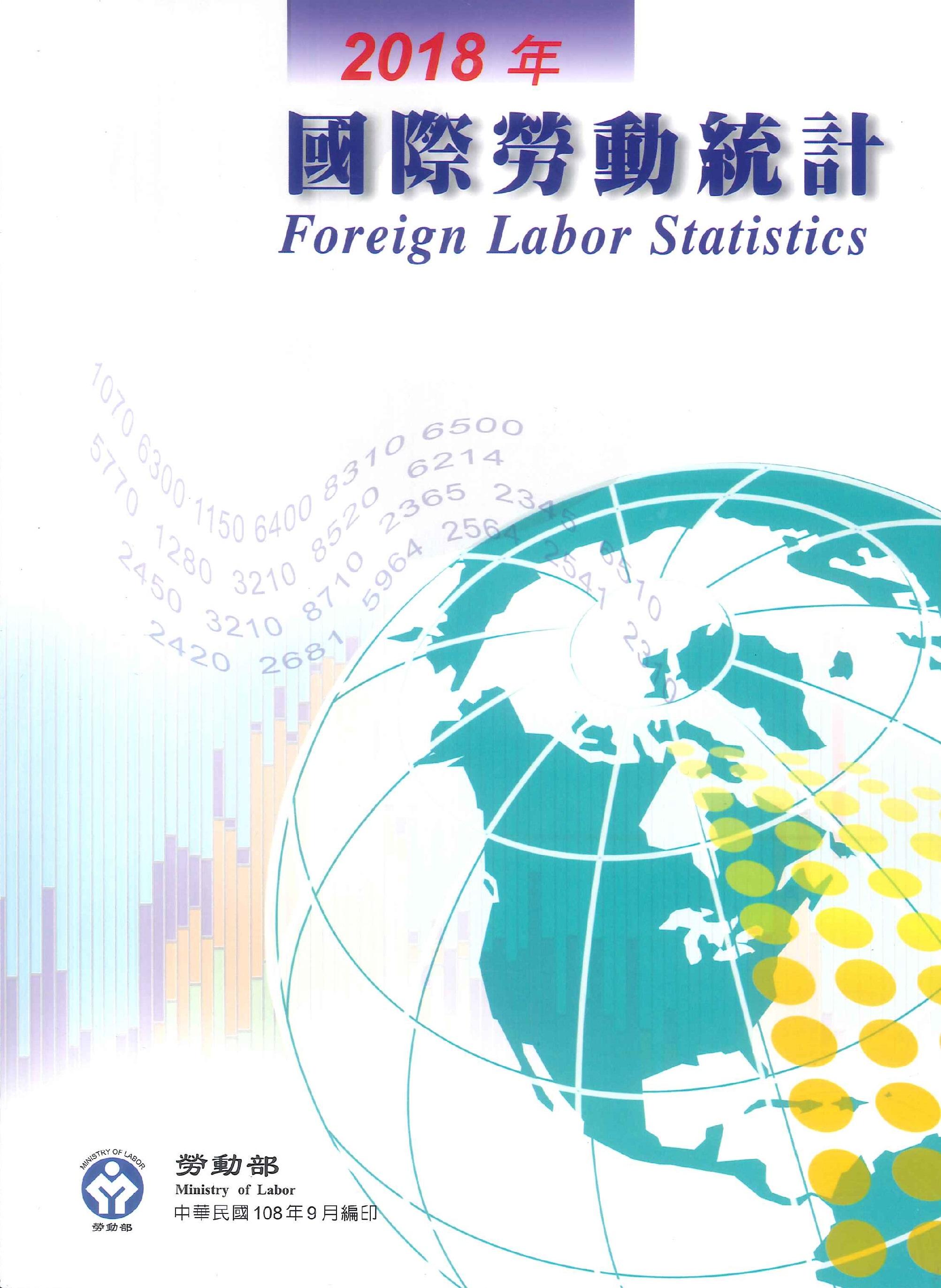 國際勞動統計=Foreign labor statistics