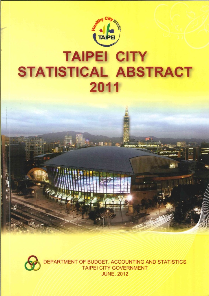 Taipei City statistical abstract