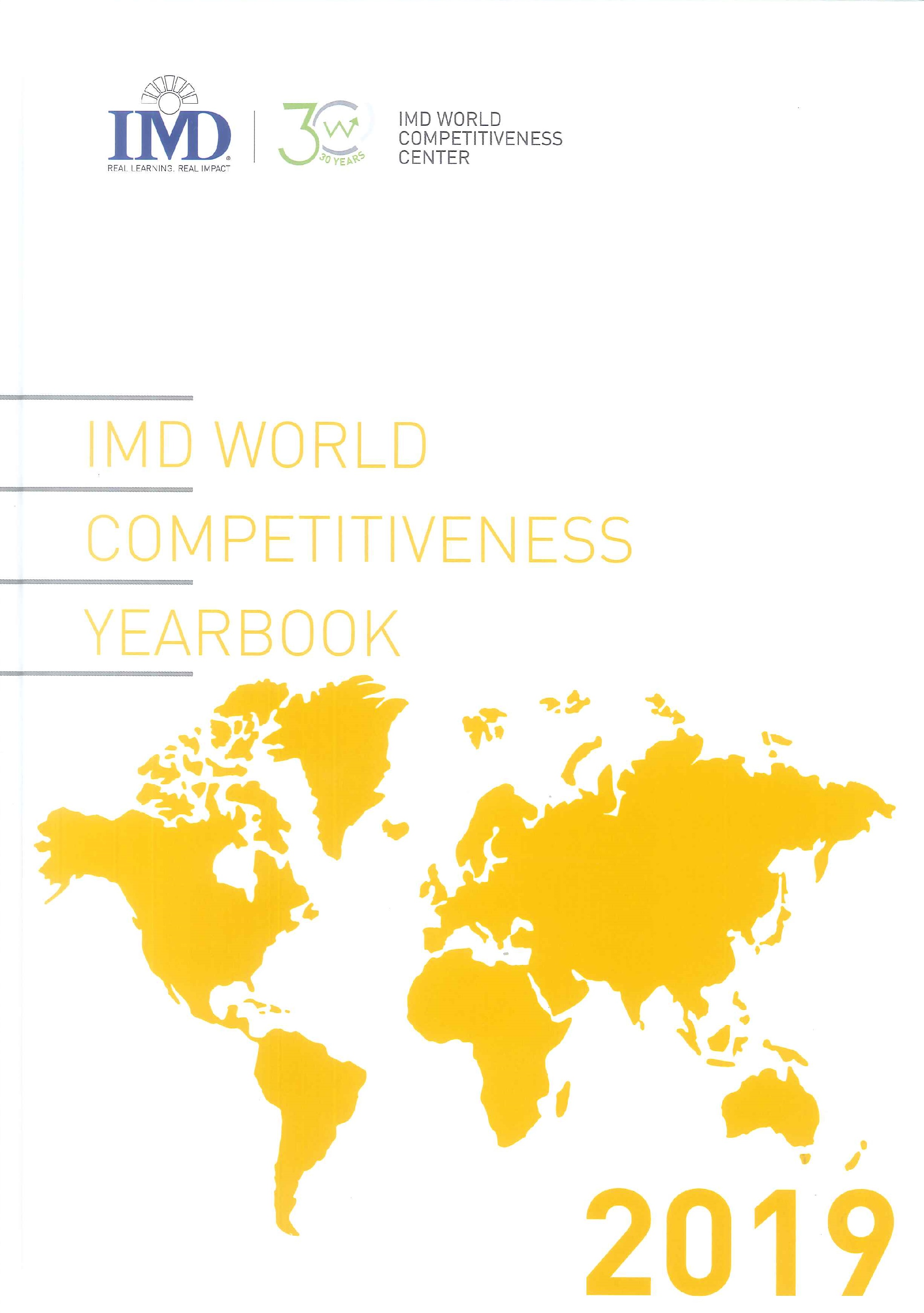 IMD world competitiveness yearbook
