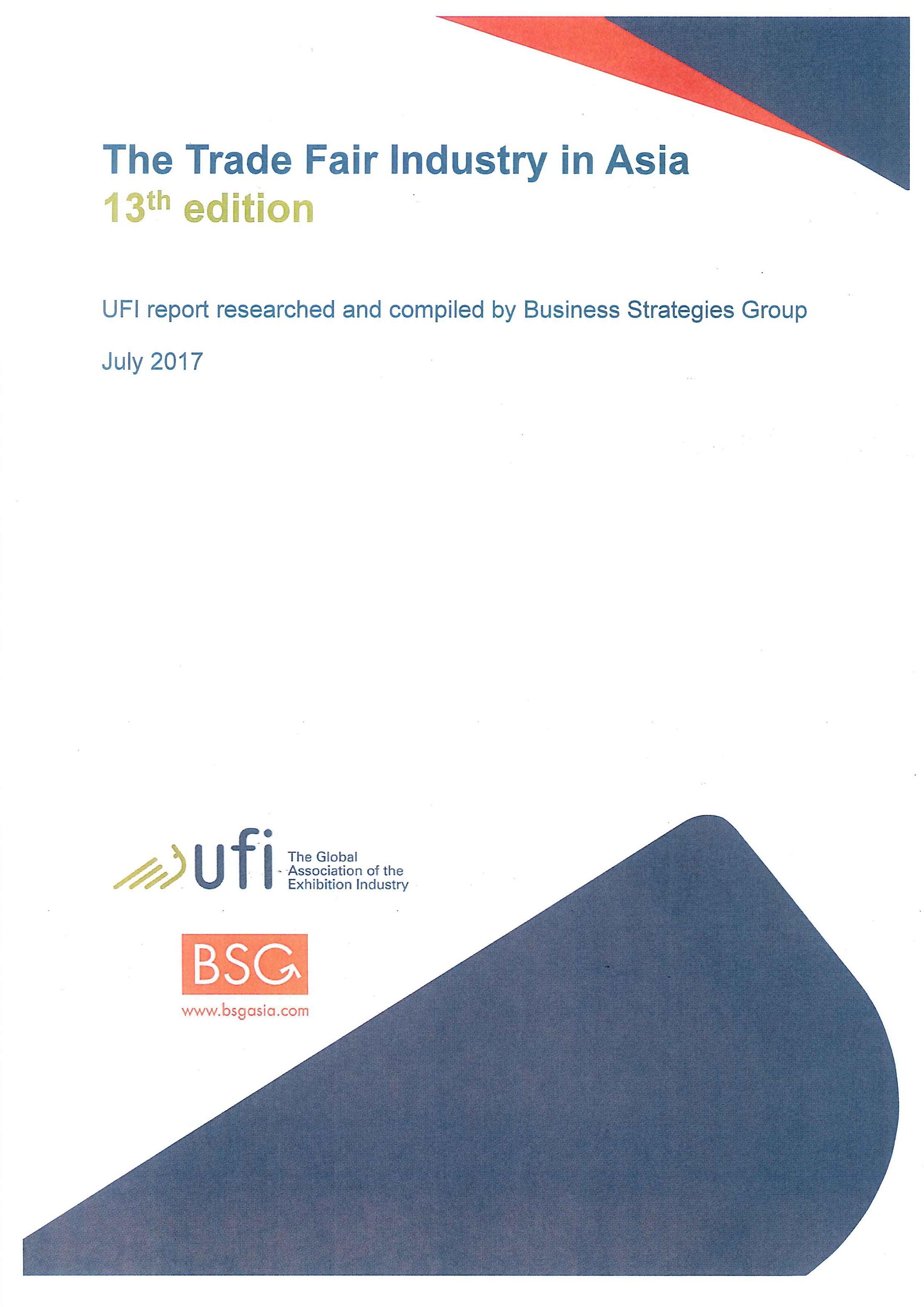 The trade fair industry in Asia [e-book]