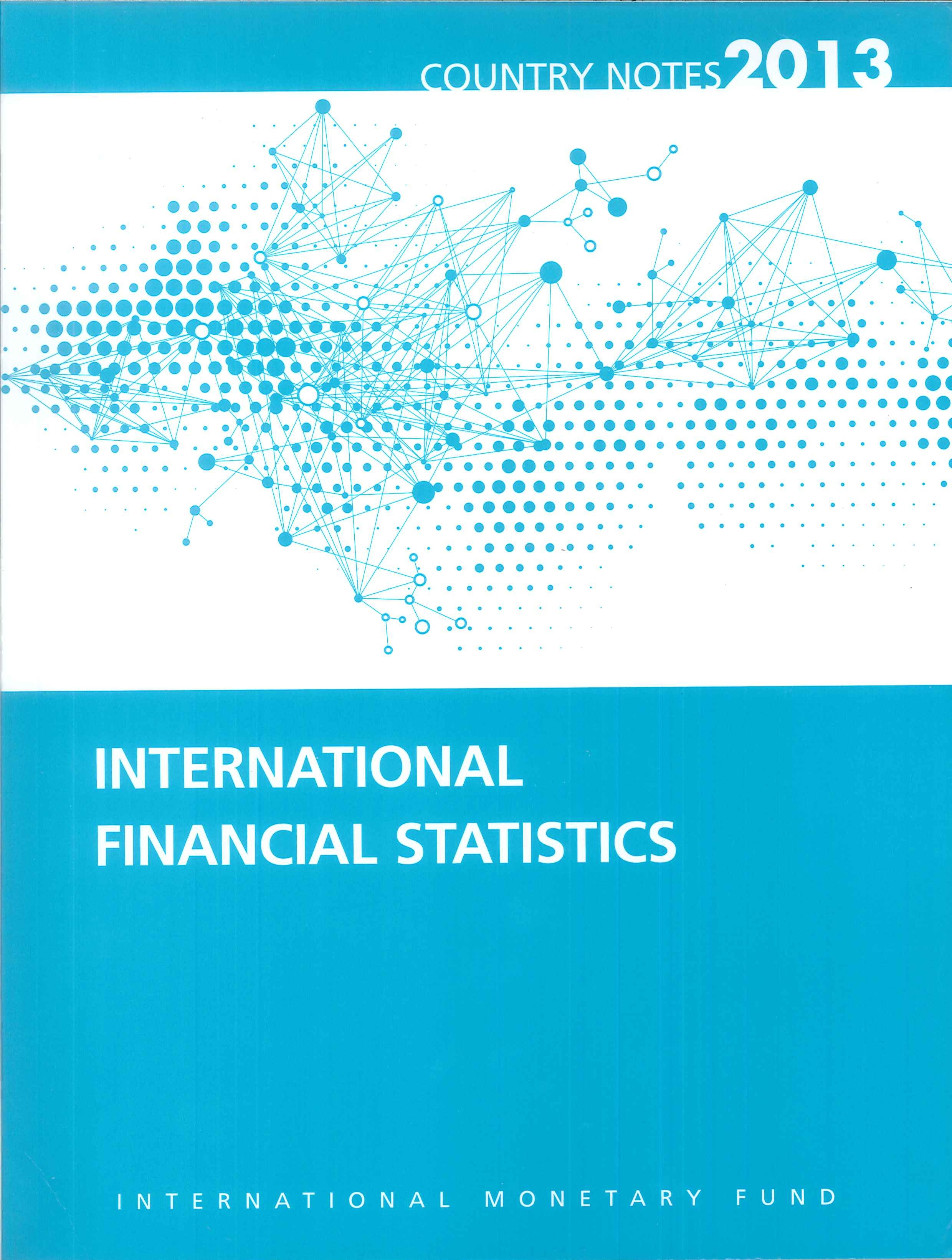 International financial statistics:country notes