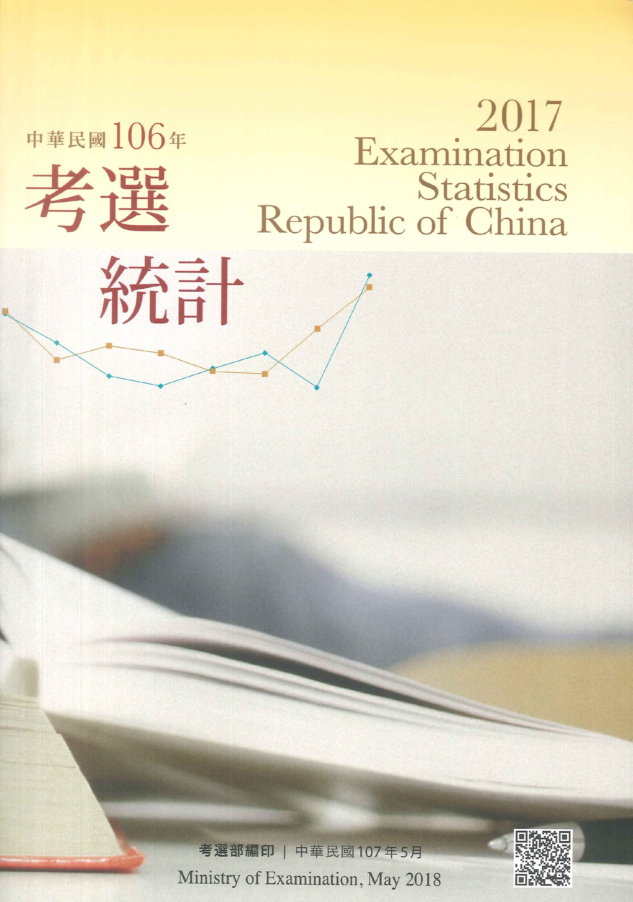 考選統計.中華民國...年=Examination statistics, Republic of China