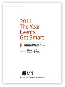2011 The year events get smart [電子書]:Future watch