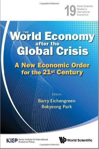 The world economy after the global crisis:a new economic order for the 21st century
