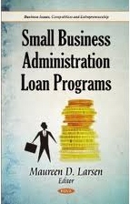 Small business administration loan programs