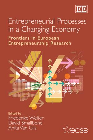 Entrepreneurial processes in a changing economy:frontiers in European entrepreneurship research