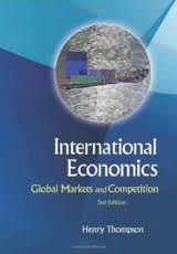 International economics:global markets and competition