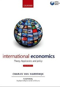 International economics:theory, application, and policy