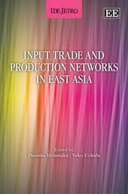 Input trade and production networks in East Asia