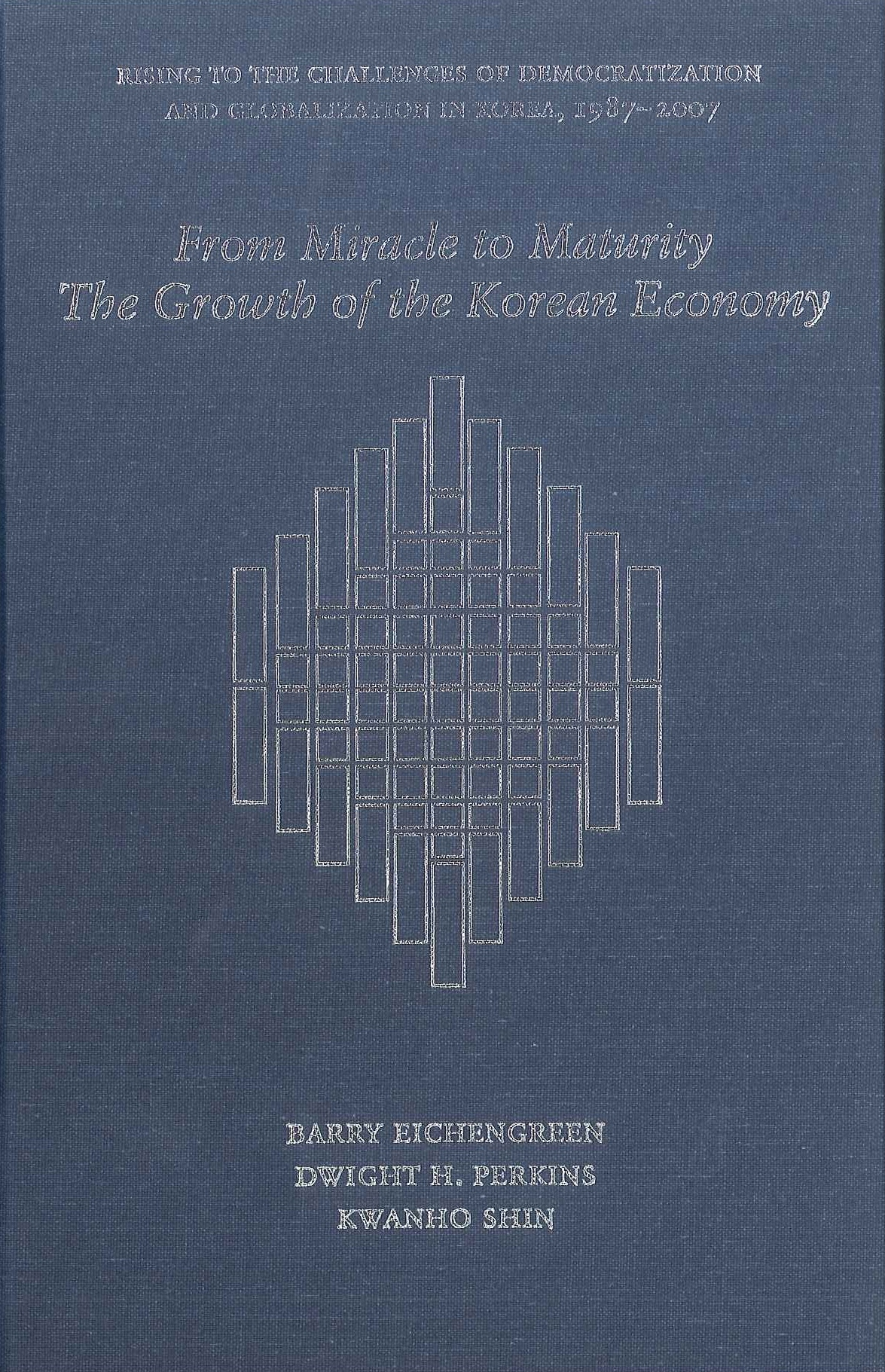 From miracle to maturity:the growth of the Korean economy
