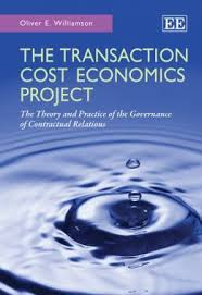 The transaction cost economics project:the theory and practice of the governance of contractual relations