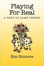 Playing for real:a text on game theory