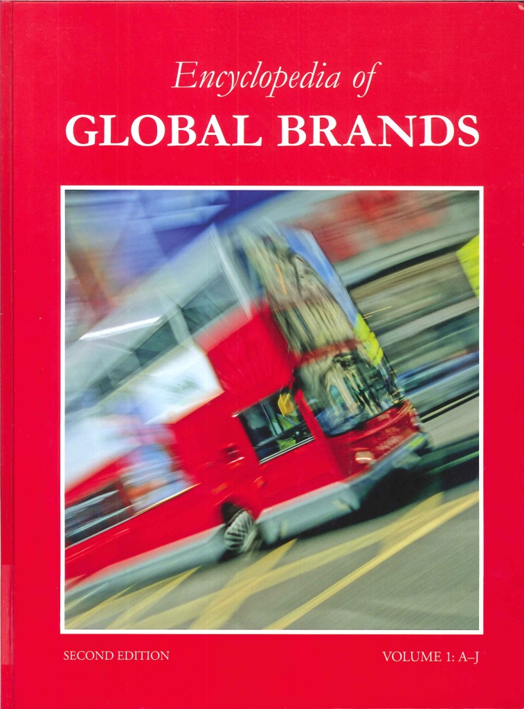 Encyclopedia of global brands