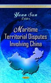 Maritime territorial disputes involving China