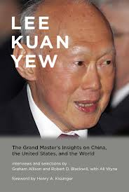 Lee Kuan Yew:the grand master