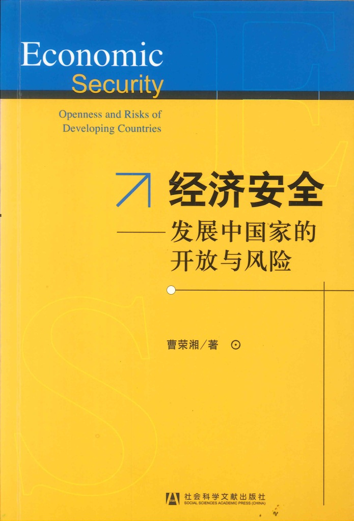 经济安全:发展中国家的开放与风险=Economic security:openness and risks of developing countries