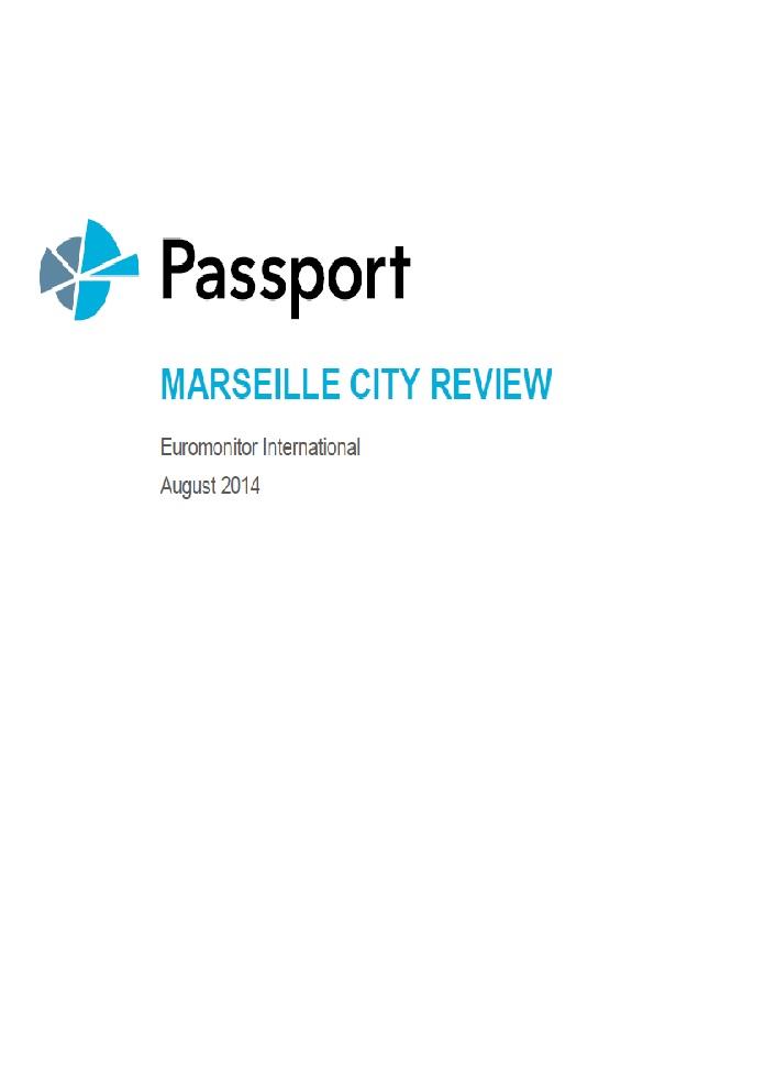 Marseille city review [e-book]