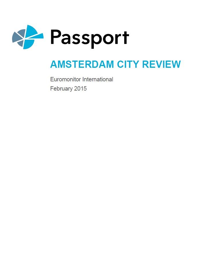 Amsterdam city review [e-book]
