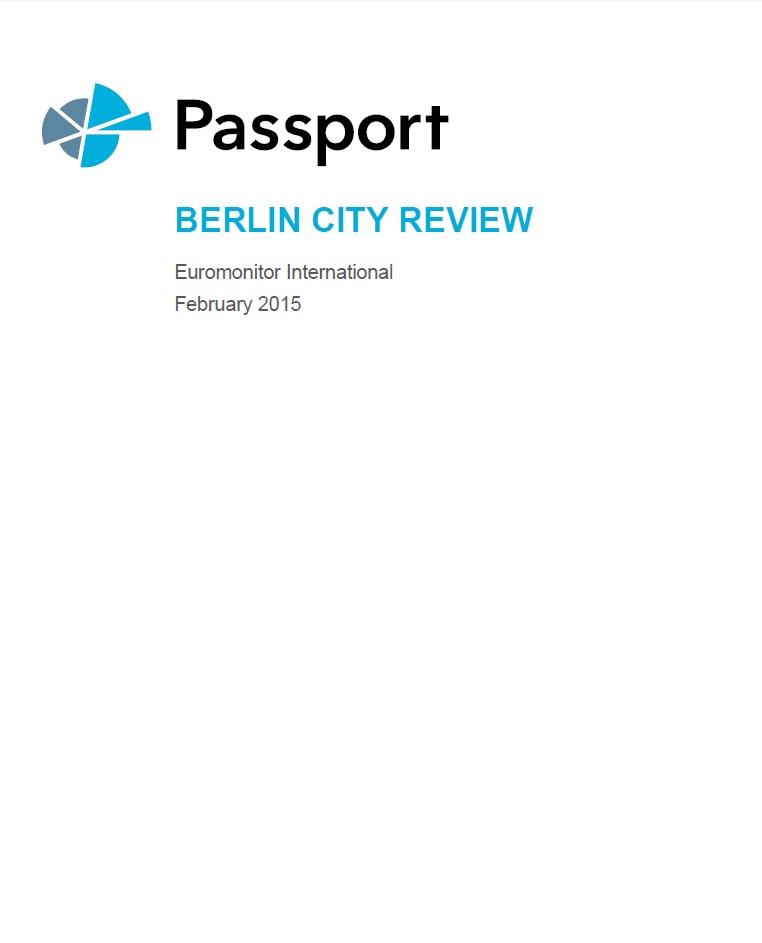 Berlin city review [e-book]