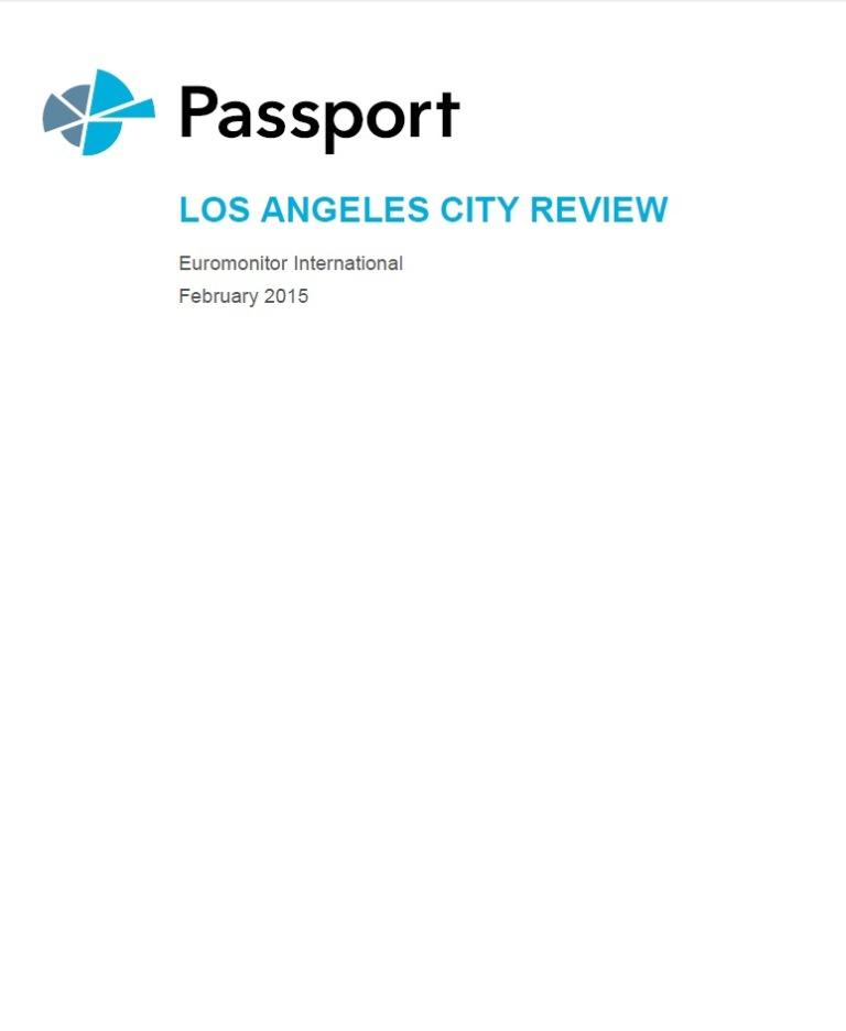 Los Angeles city review [e-book]