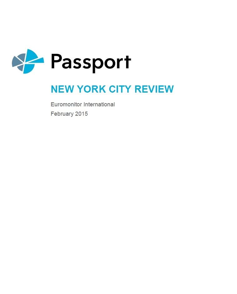 New York city review [e-book]