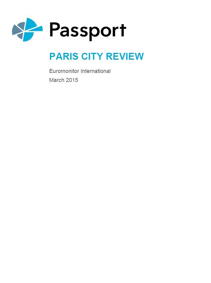 Paris city review [e-book]