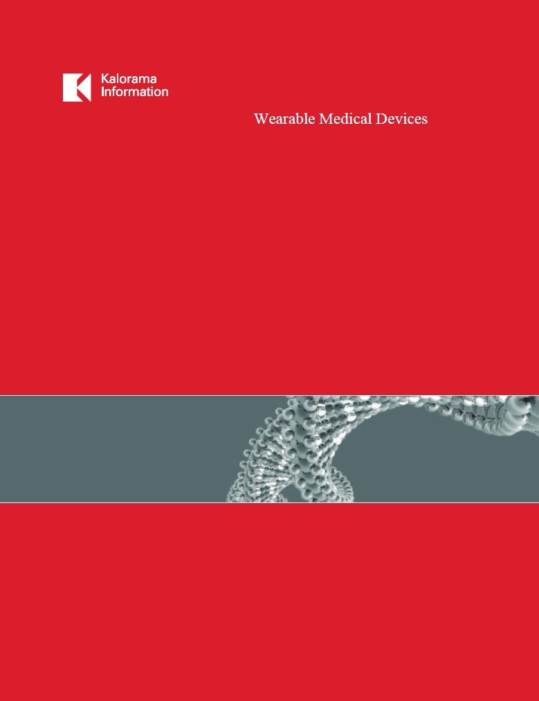 Wearable medical device markets [e-book]