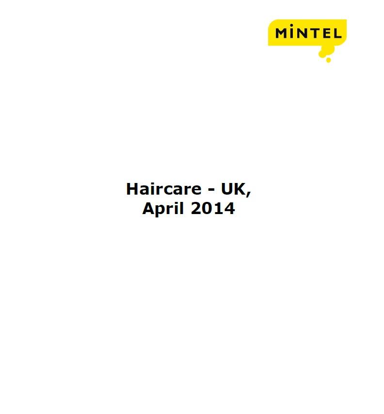 Haircare [e-book].2014.:UK