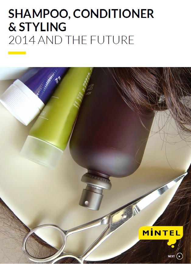 Shampoo, conditioner & styling [e-book].:2014 and the future