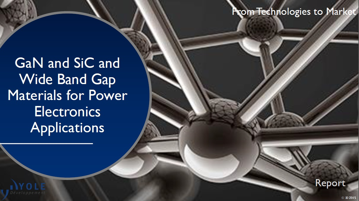 GaN and SiC and wide band gap materials for power electronics applications [ebook]