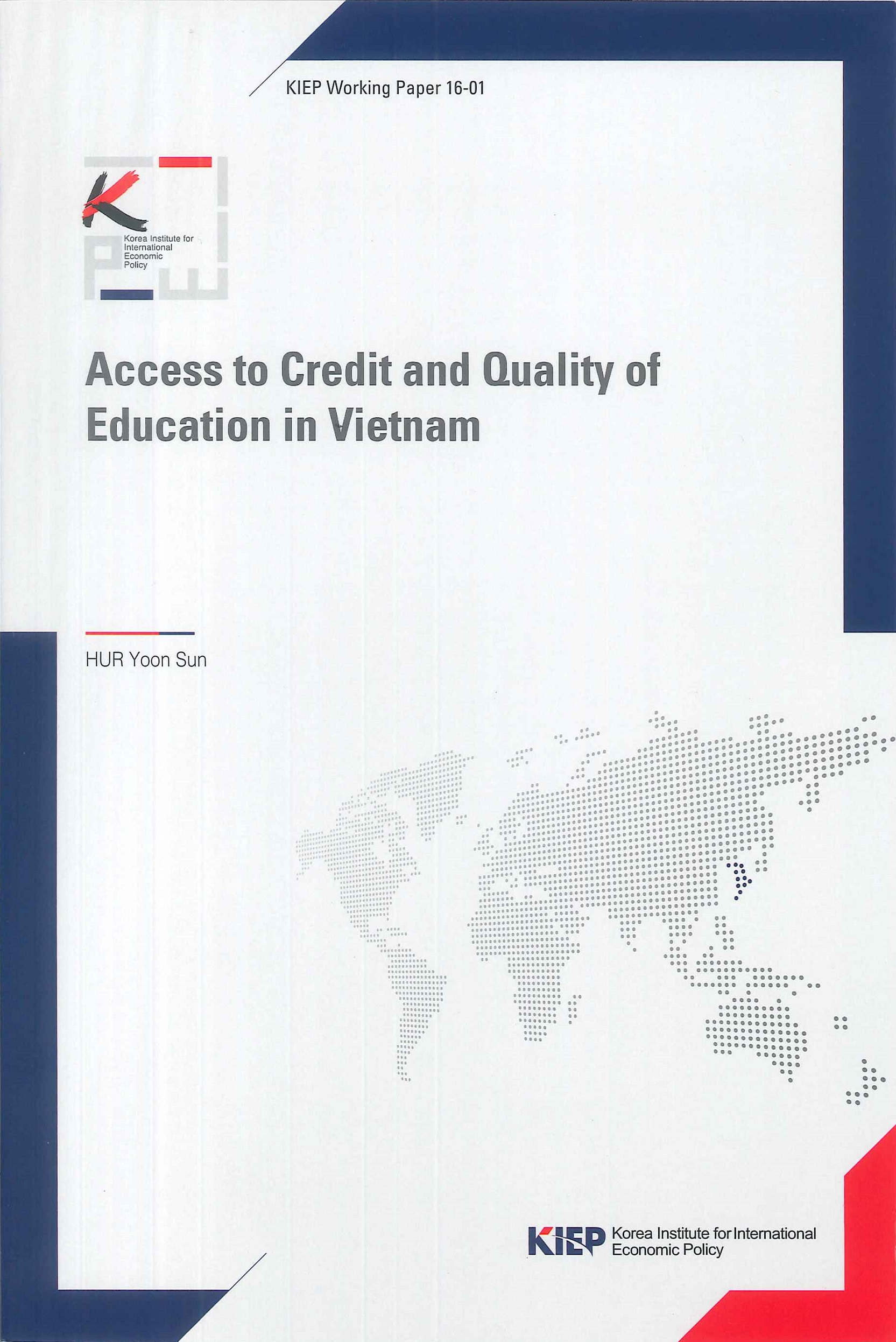Access to credit and quality of education in Vietnam
