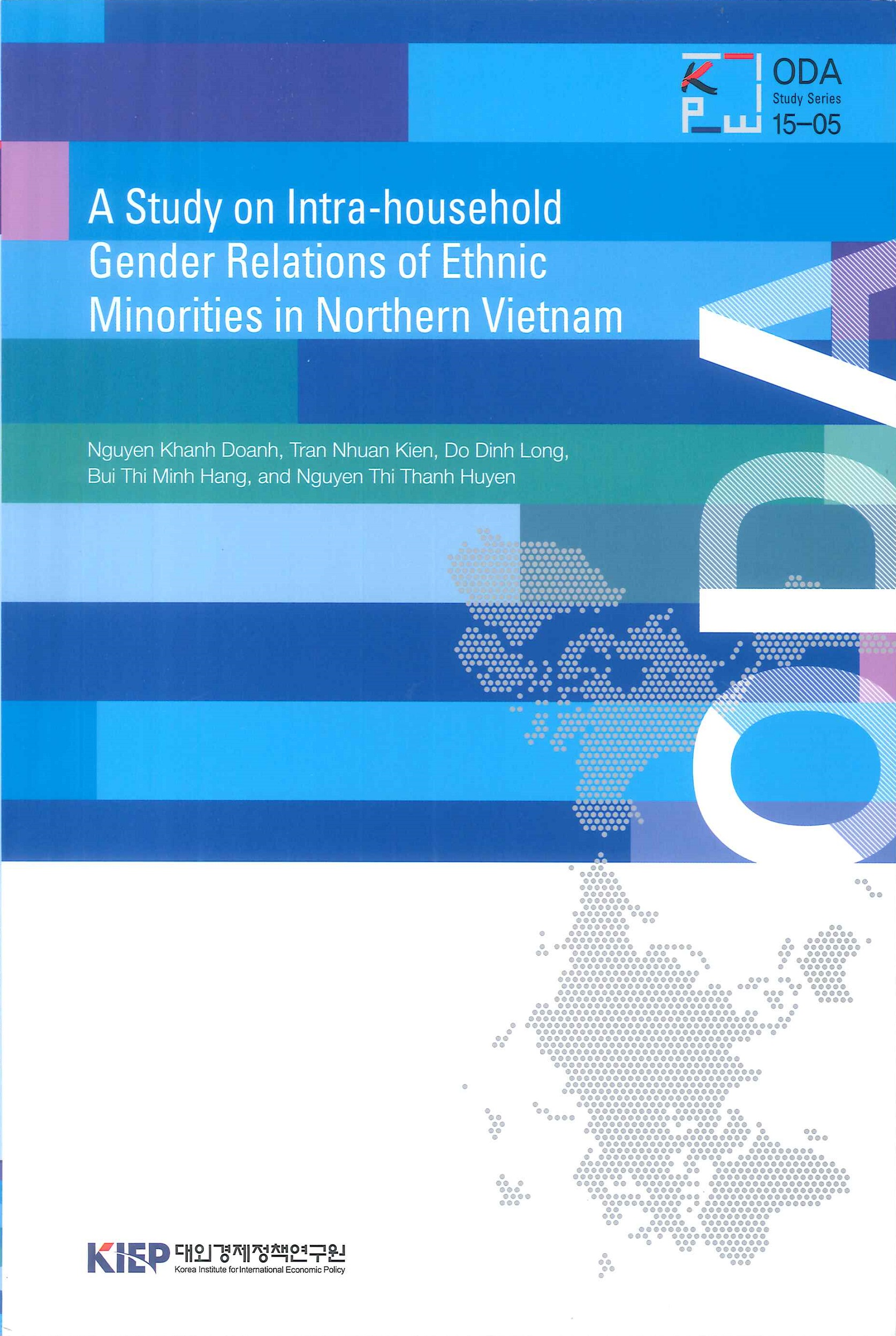 A study on intra-household gender relations of ethnic minorities in Northern Vietnam