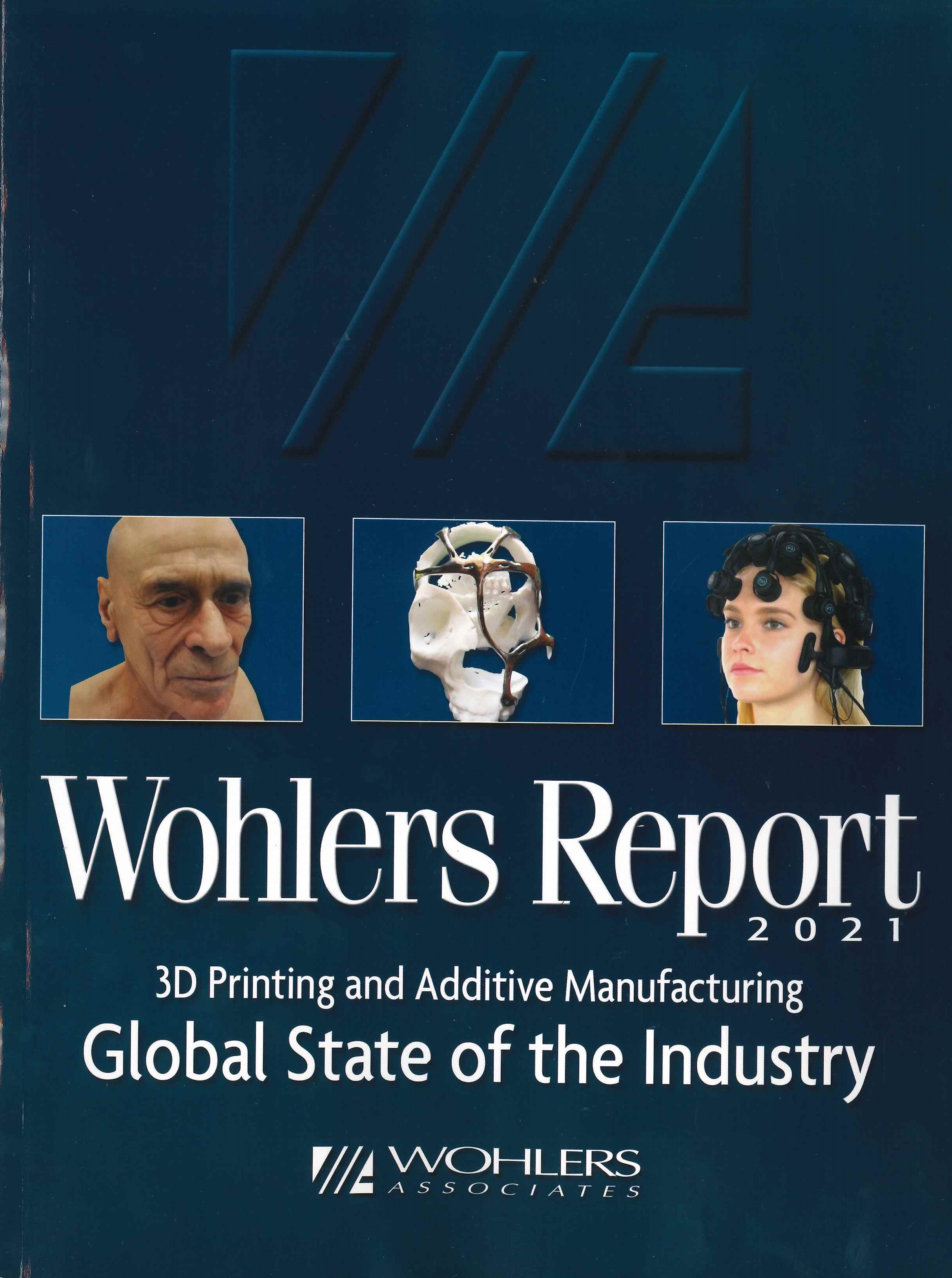Wohlers report [e-book]:3D printing and additive manufacturing global state of the industry:annual worldwide progress report
