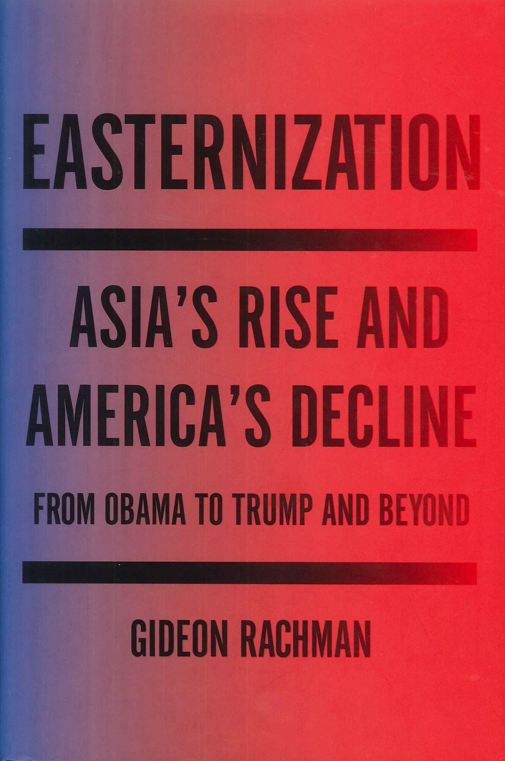 Easternization:Asia