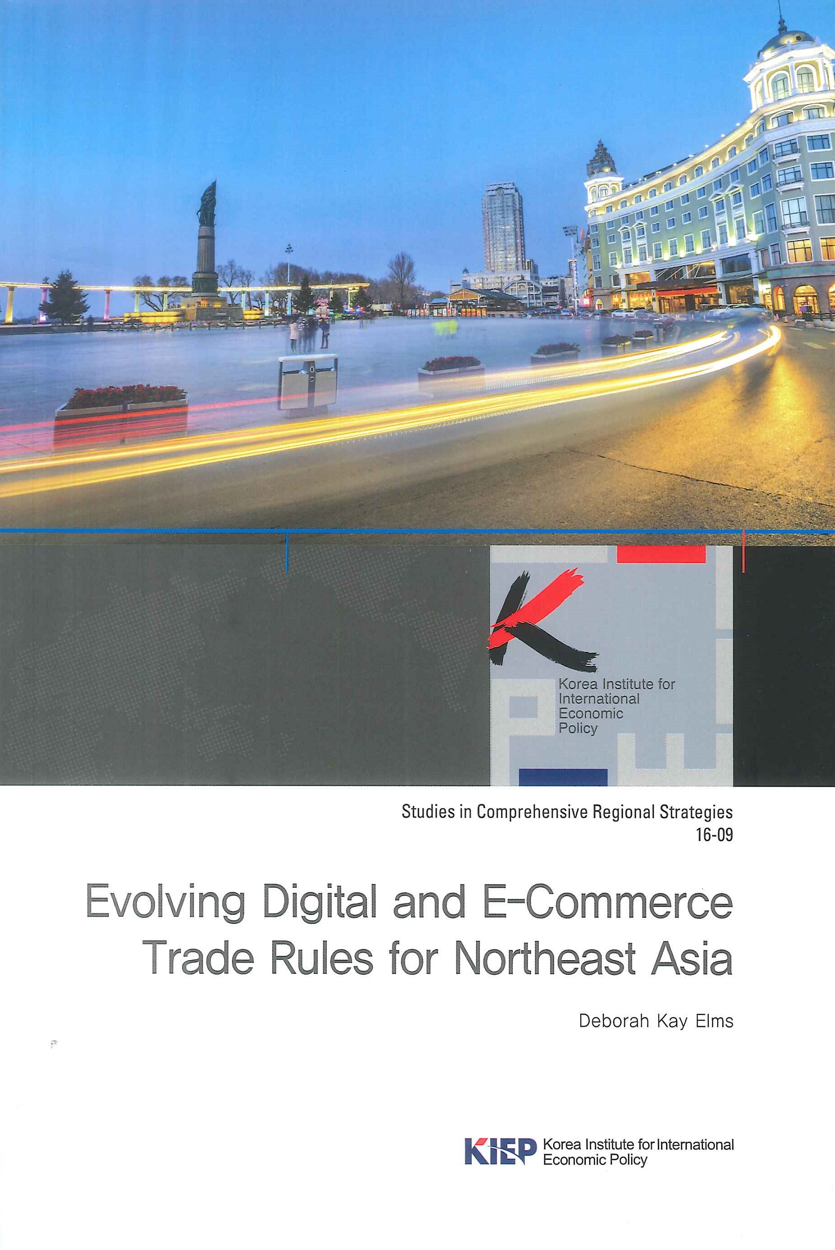 Evolving digital and e-commerce trade rules for Northeast Asia