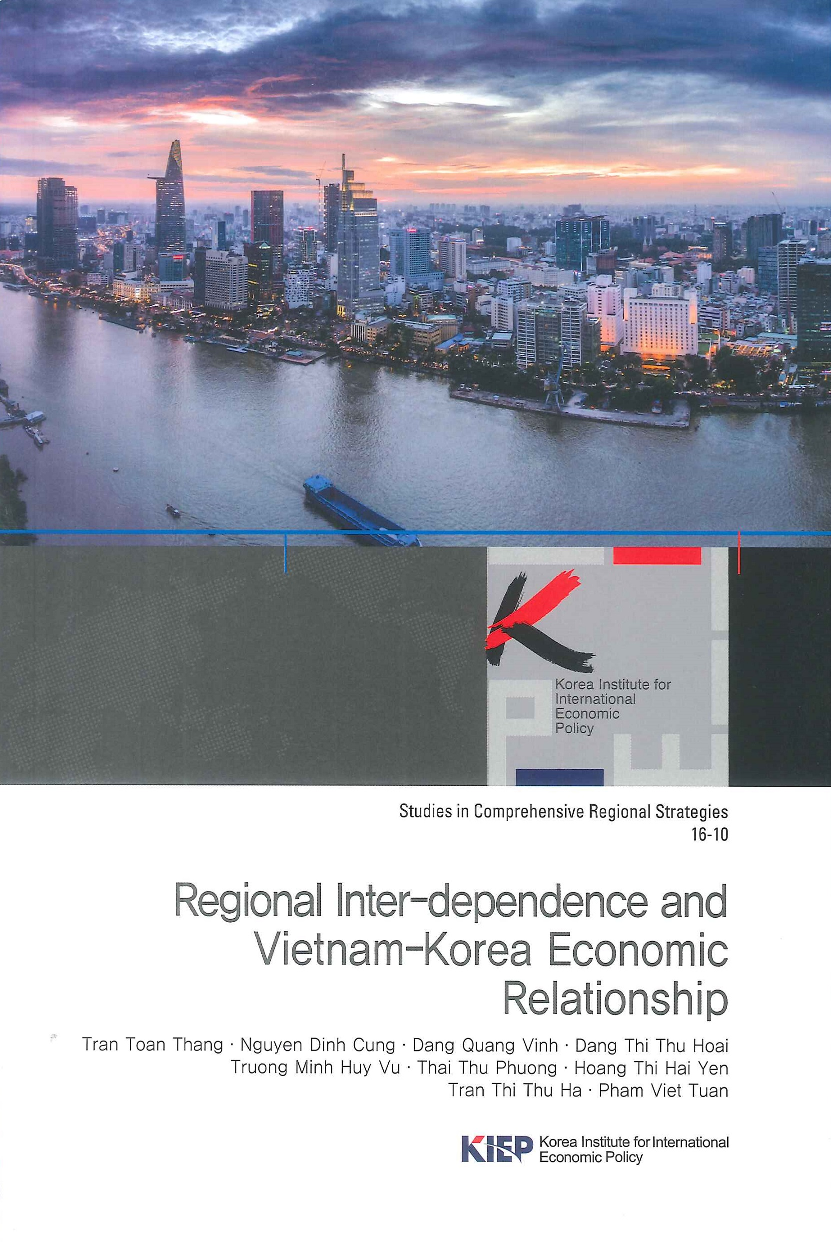 Regional inter-dependence and Vietnam-Korea economic relationship