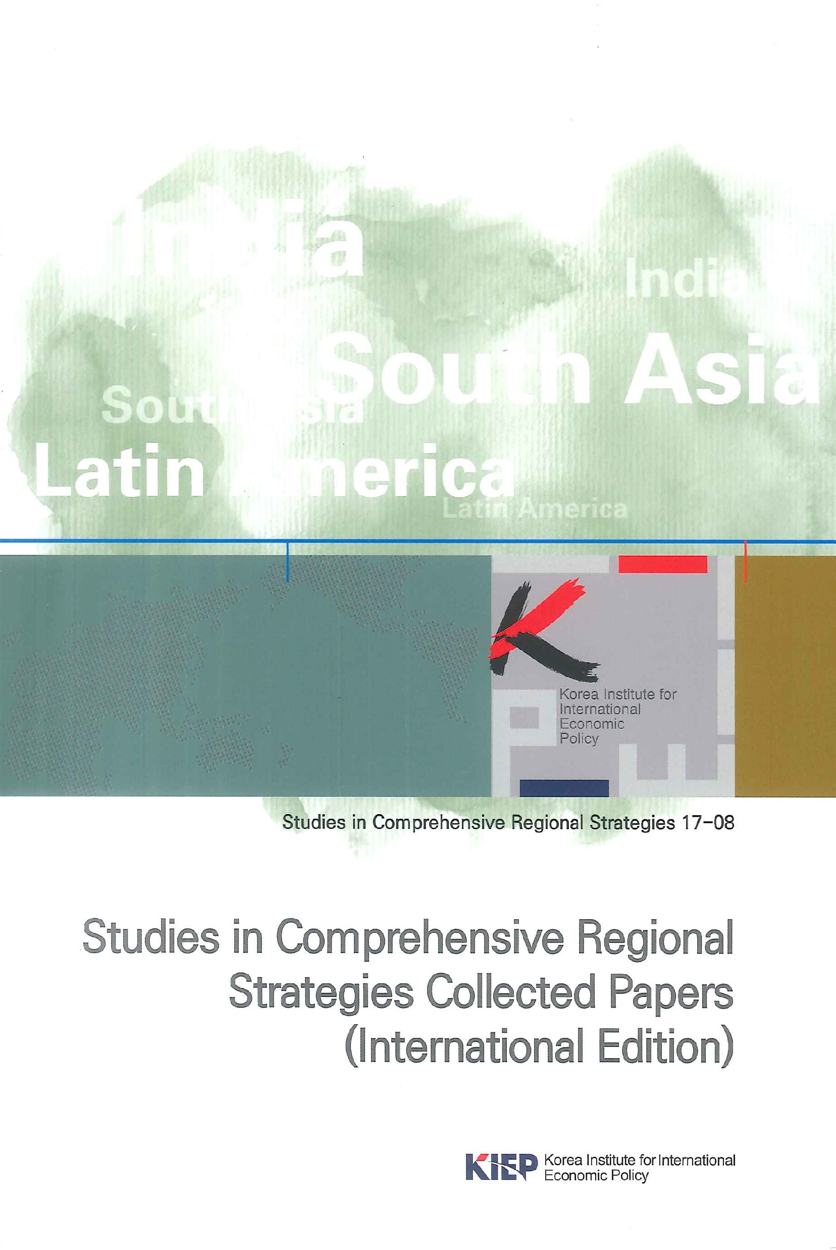 Studies in comprehensive regional strategies collected papers