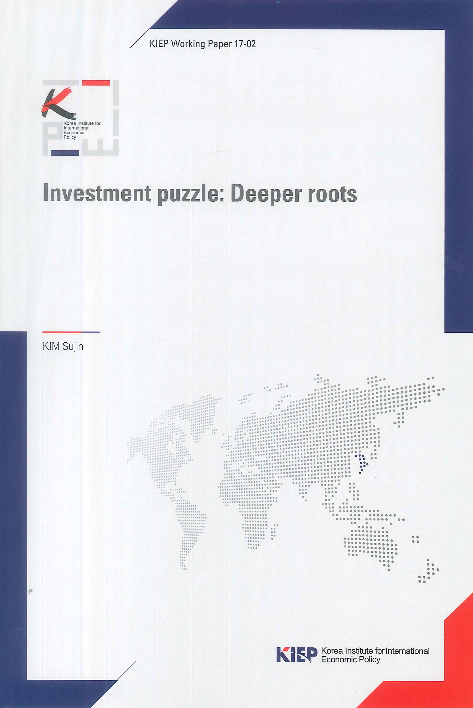 Investment puzzle:deeper roots