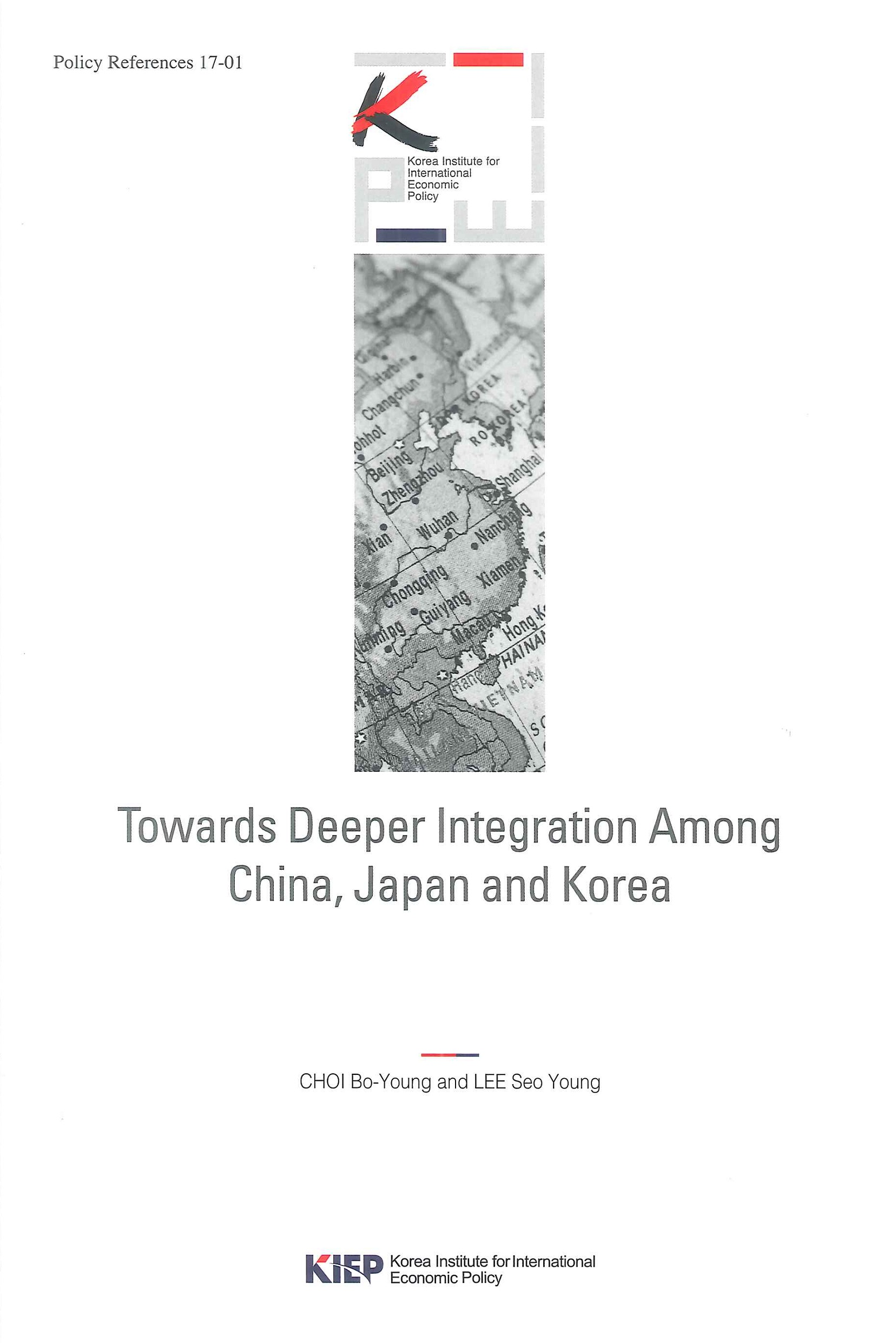 Towards deeper integration among China, Japan and Korea