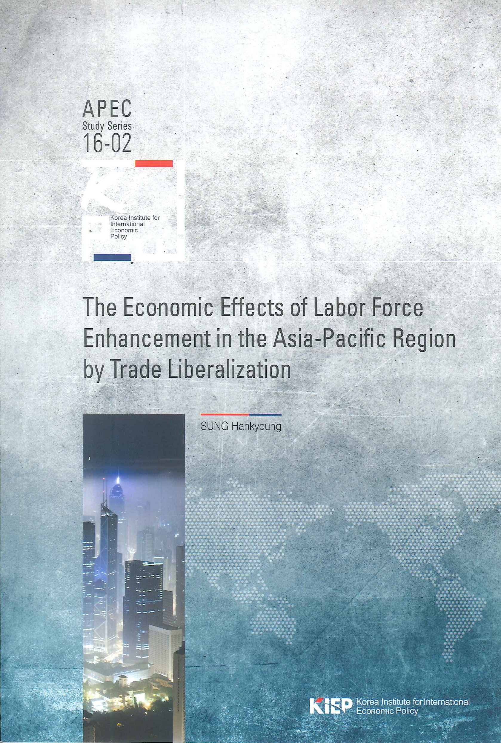 The economic effects of labor force enhancement in the Asia-pacific region by trade liberalization