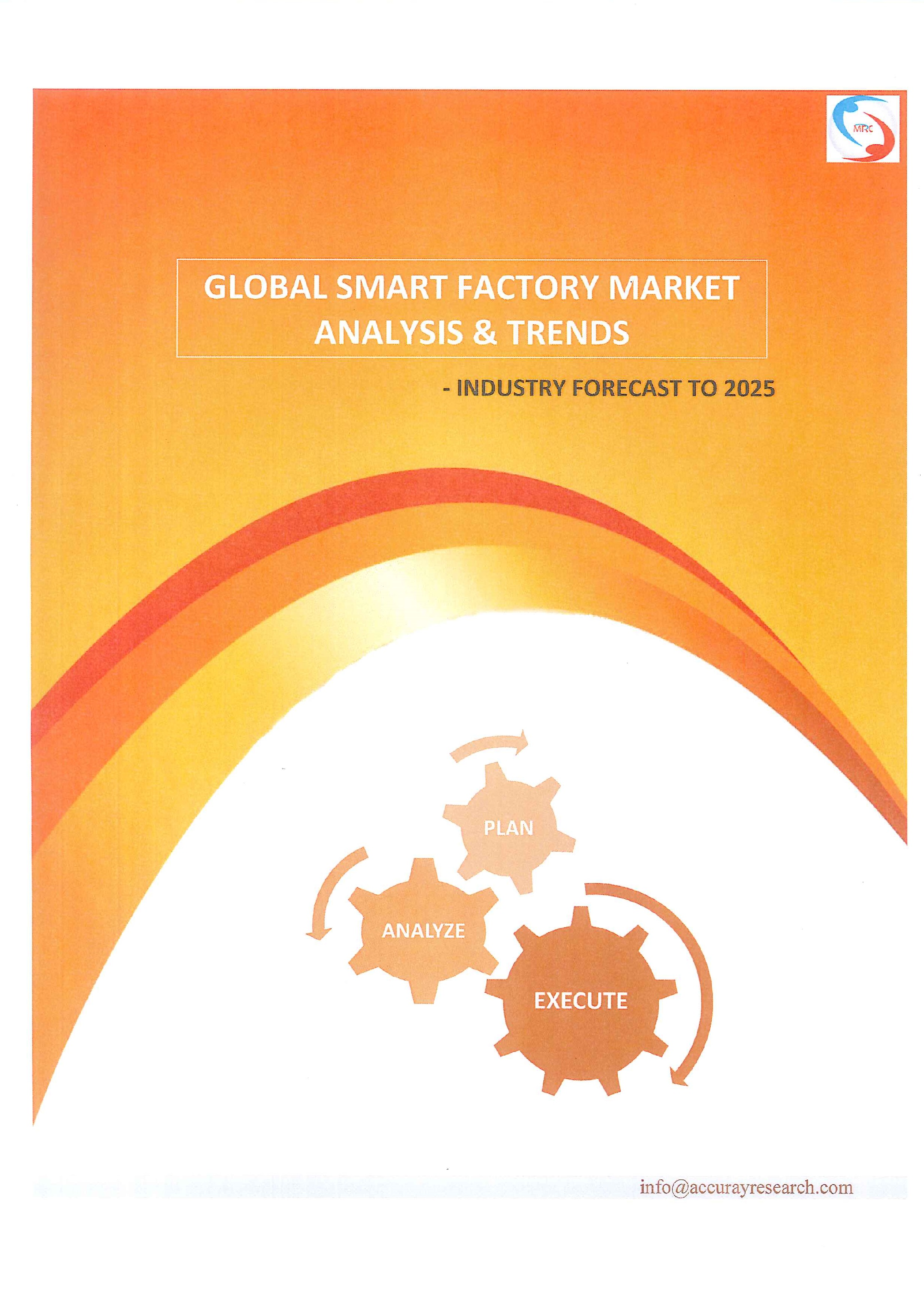 Global smart factory market analysis & trends [e-book]:industry forecast to 2025
