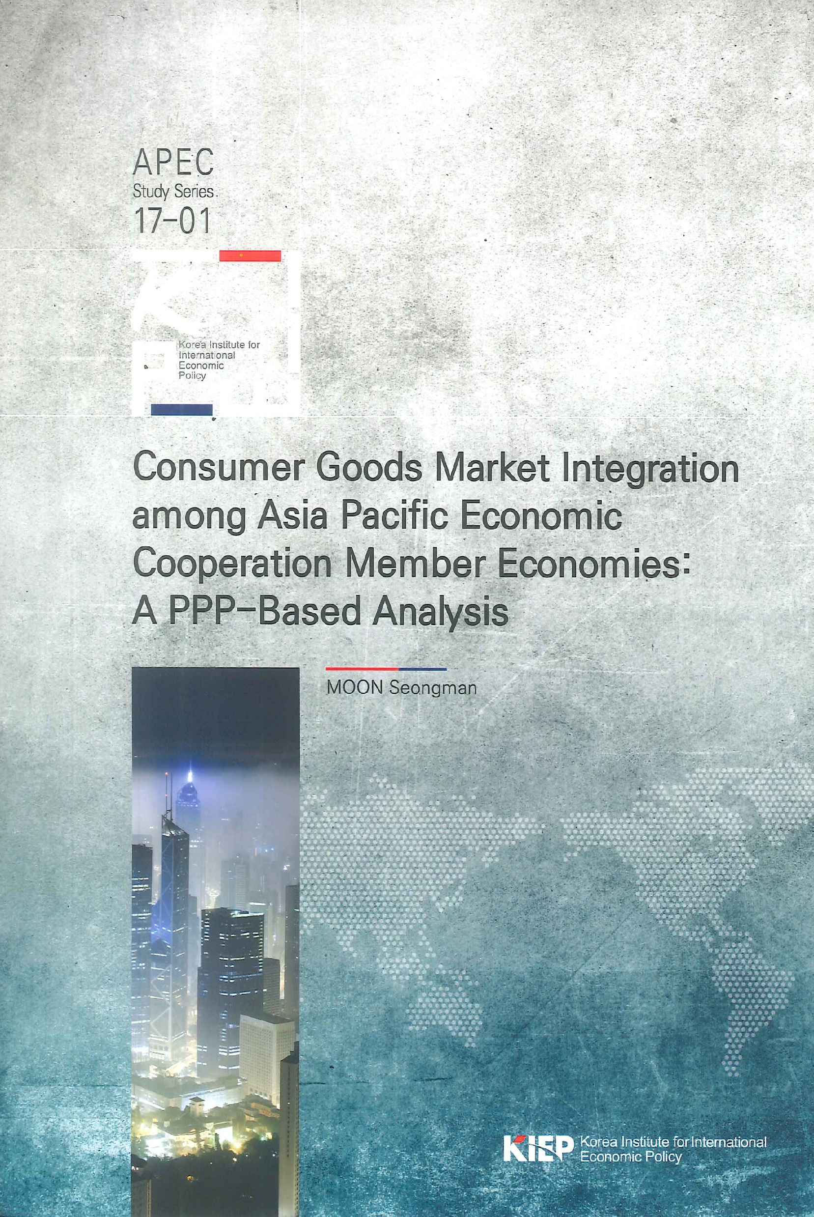 Consumer goods market integration among Asia Pacific Economic Cooperation member economies:a PPP-based analysis