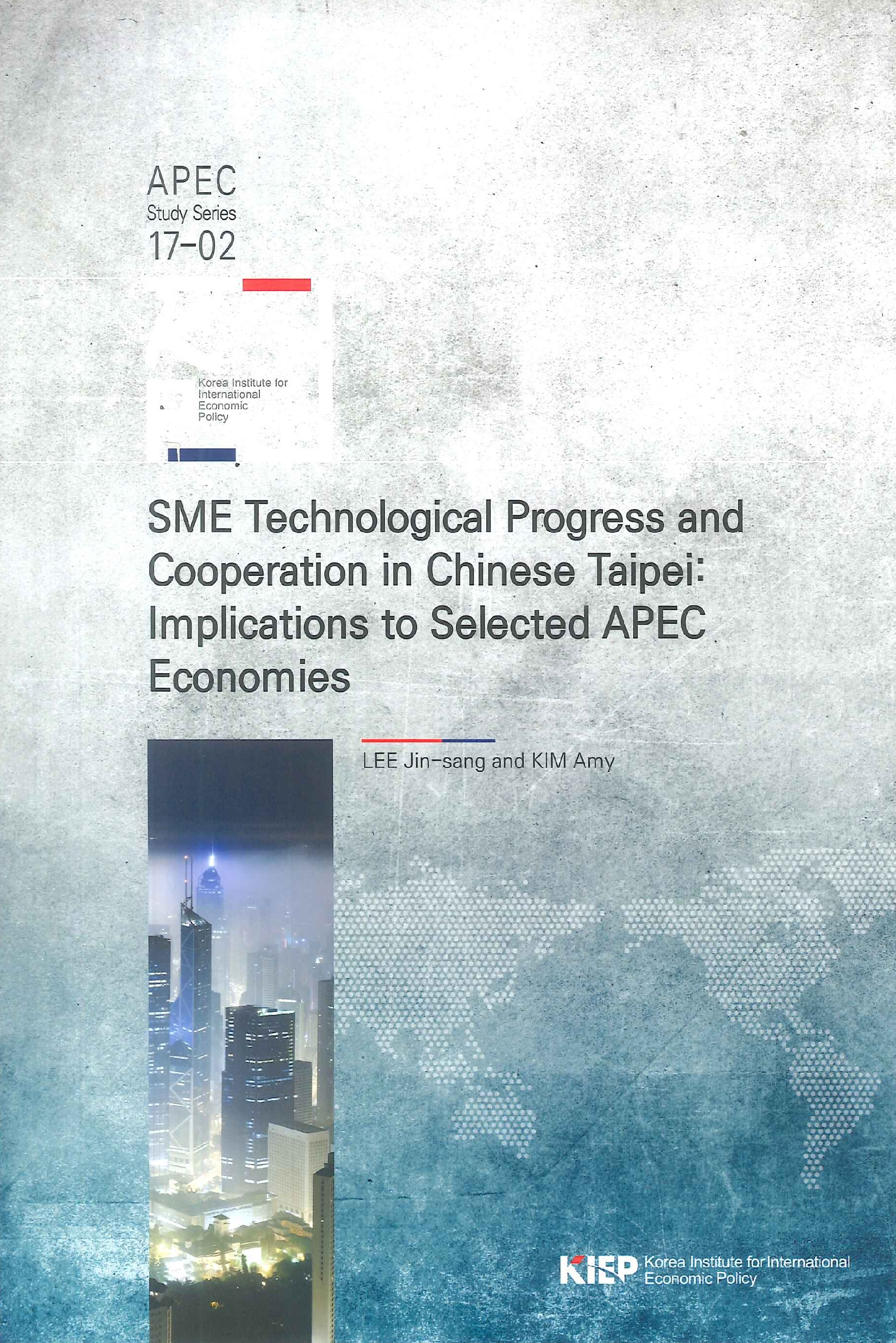 SME technological progress and cooperation in Chinese Taipei:implications to selected APEC economies