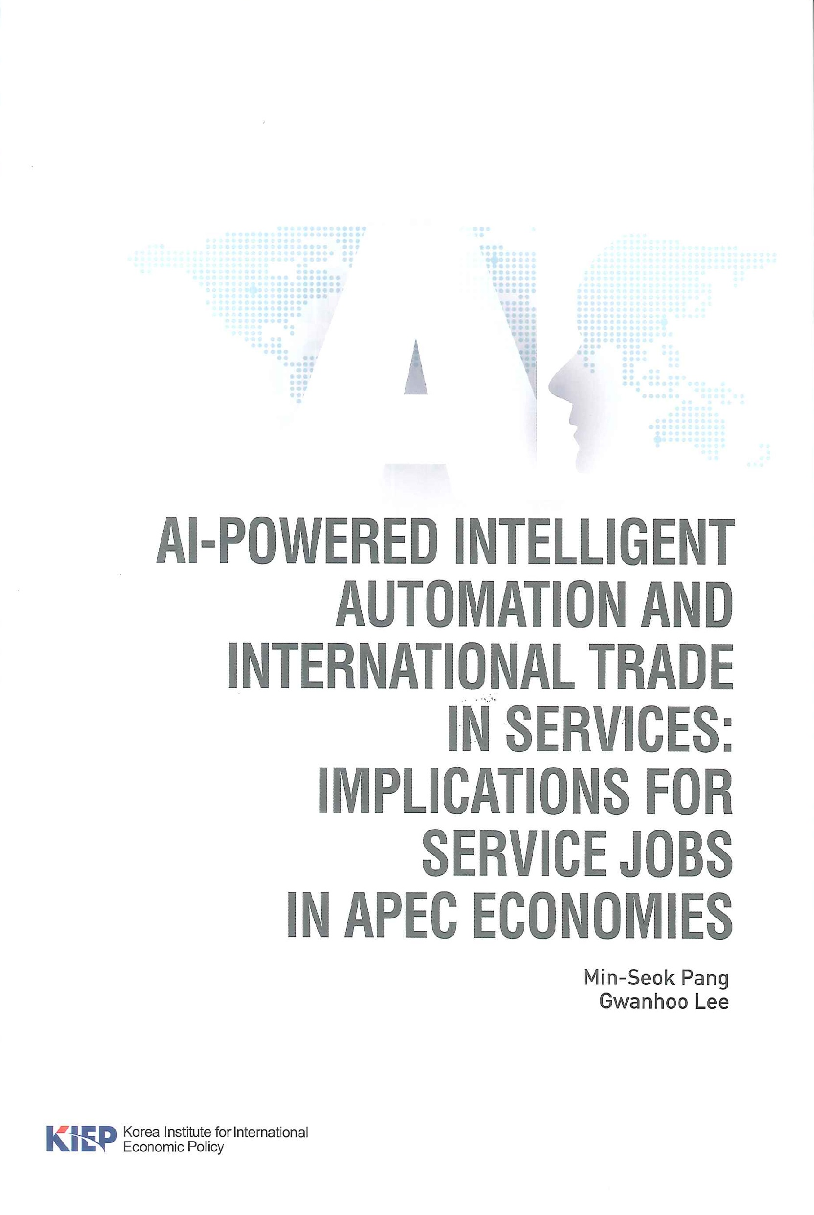 AI-powered intelligent automation and international trade in services:implications for service jobs in APEC economies