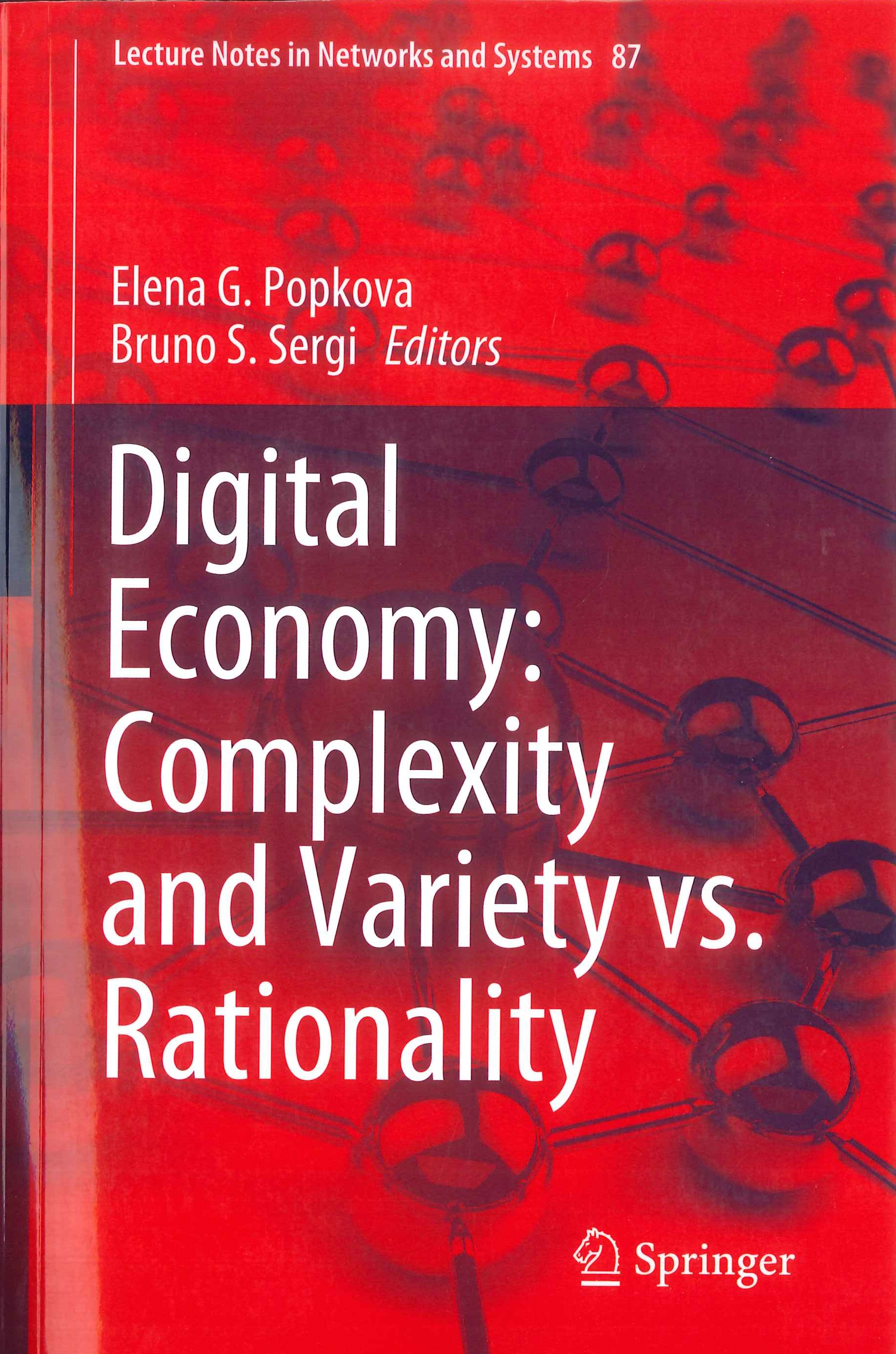 Digital economy:complexity and variety vs. rationality