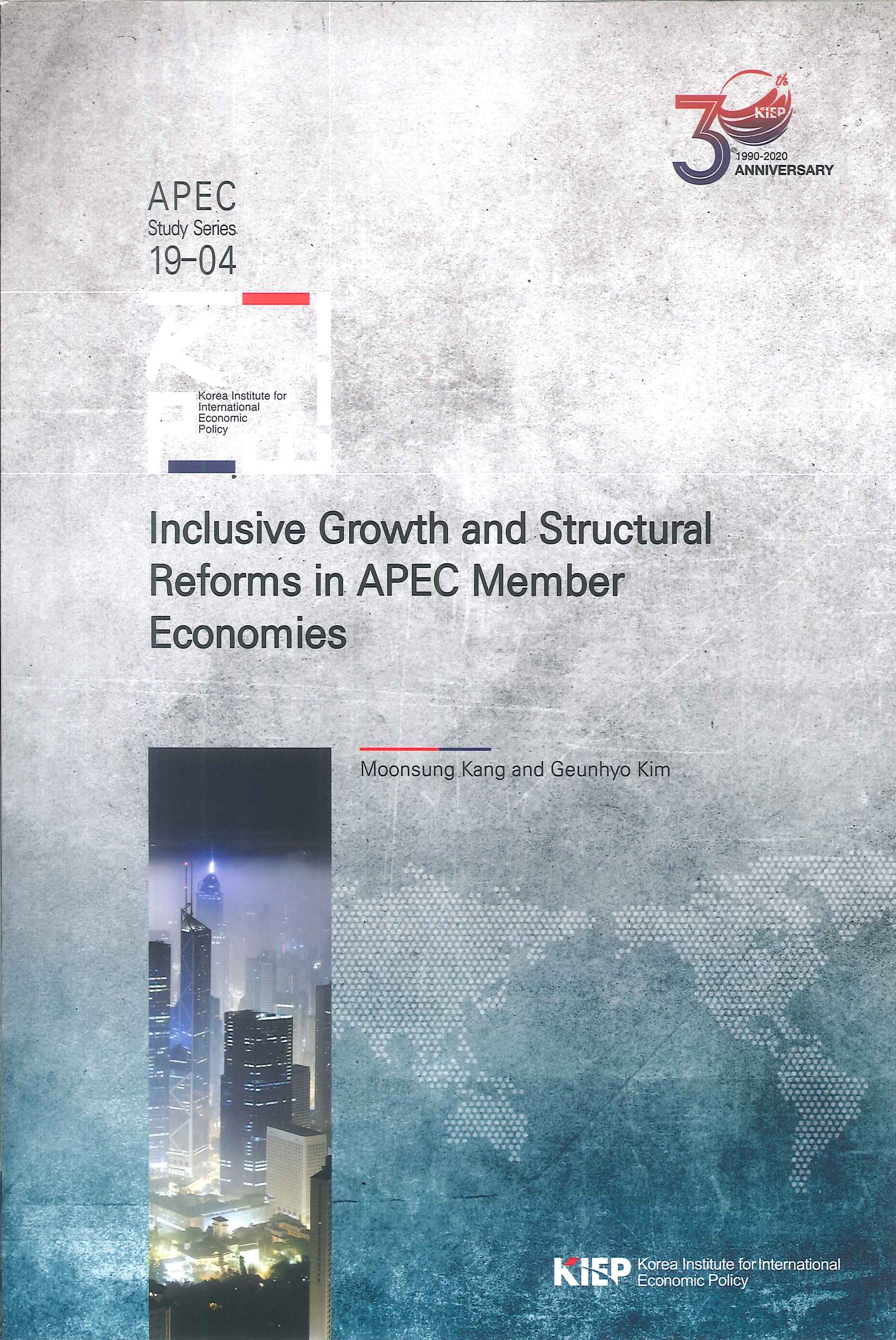 Inclusive growth and structural reforms in APEC member economies