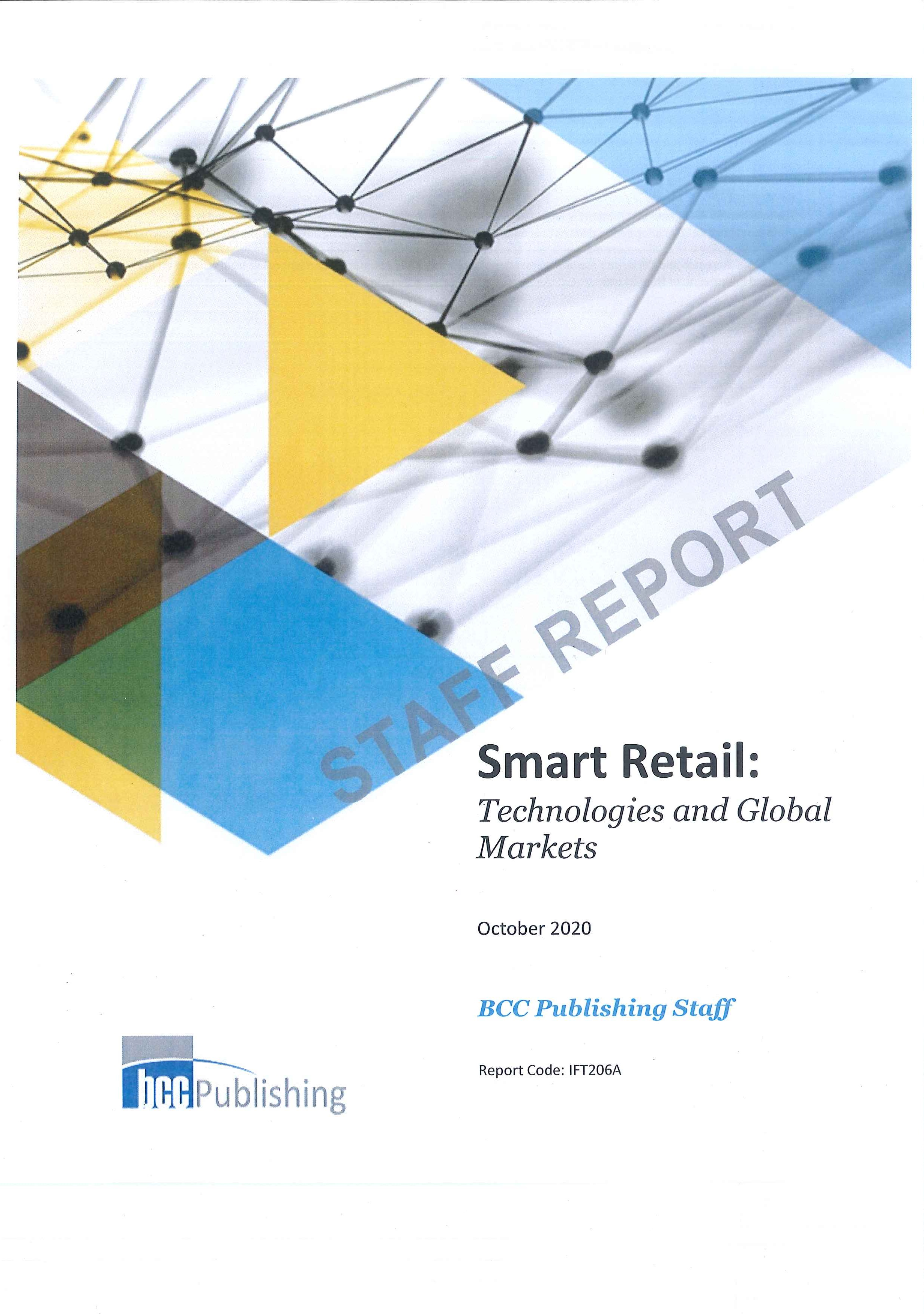 Smart retail [e-book]:technologies and global markets.