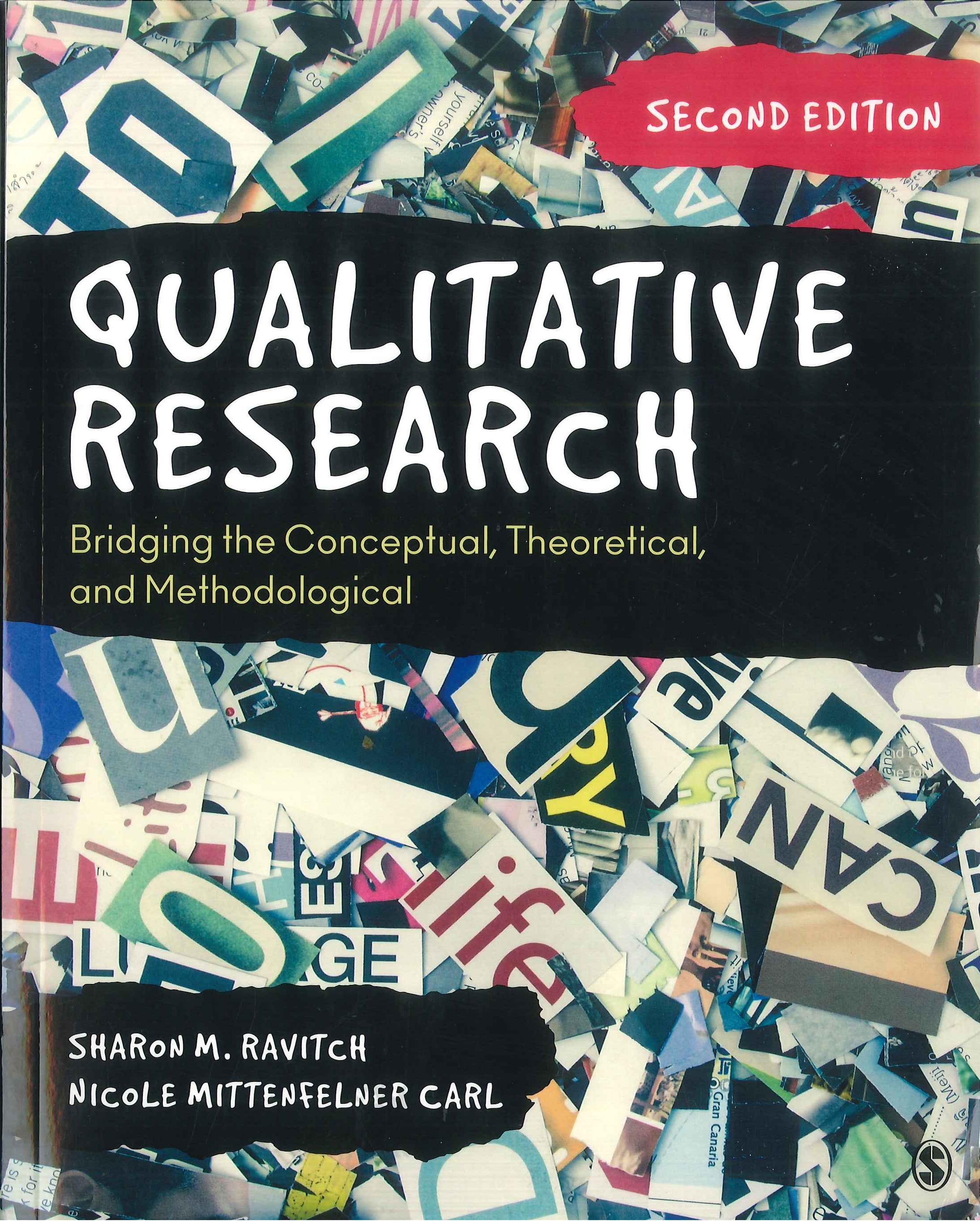 Qualitative research:bridging the conceptual, theoretical, and methodological