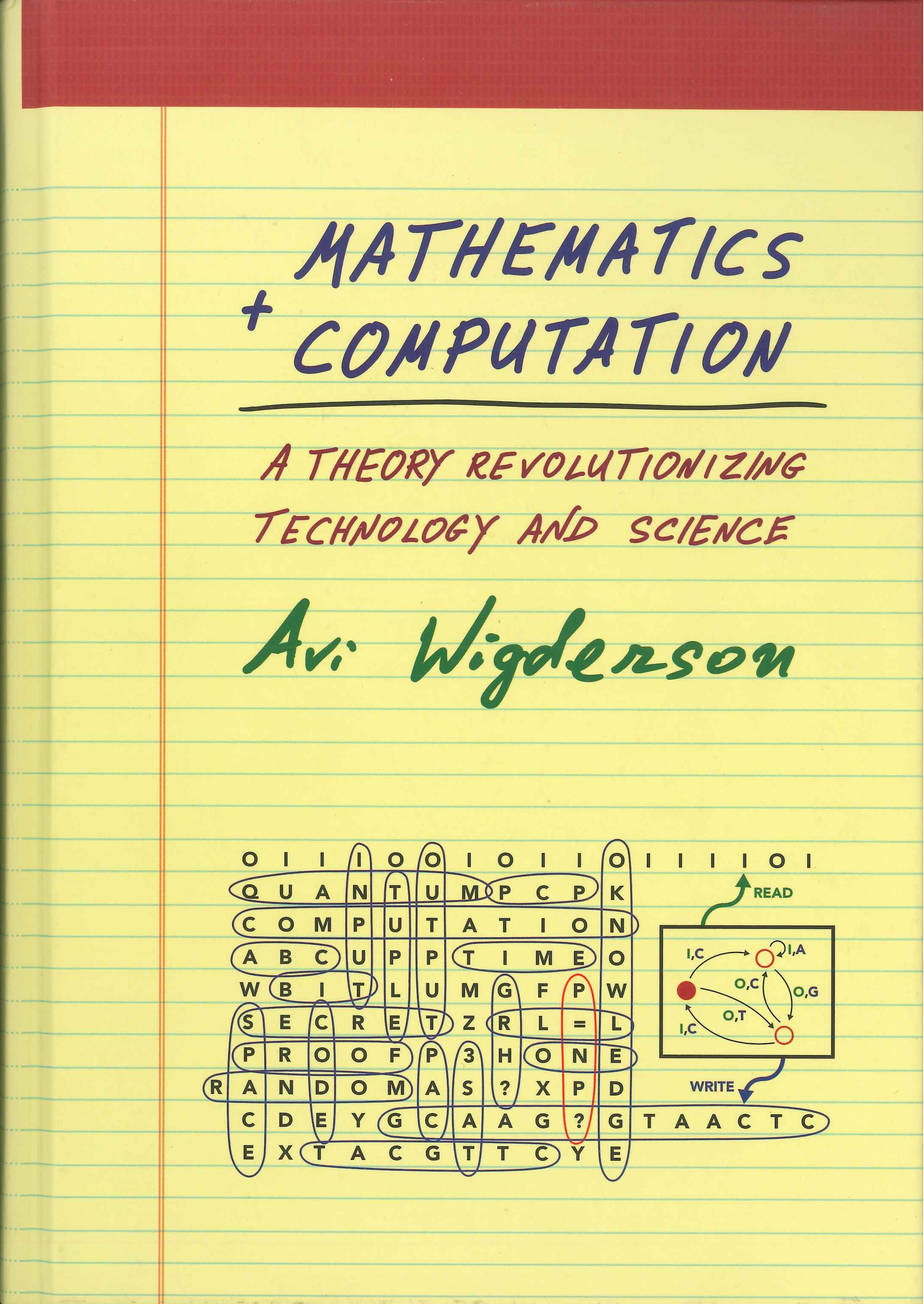 Mathematics and computation:a theory revolutionizing technology and science