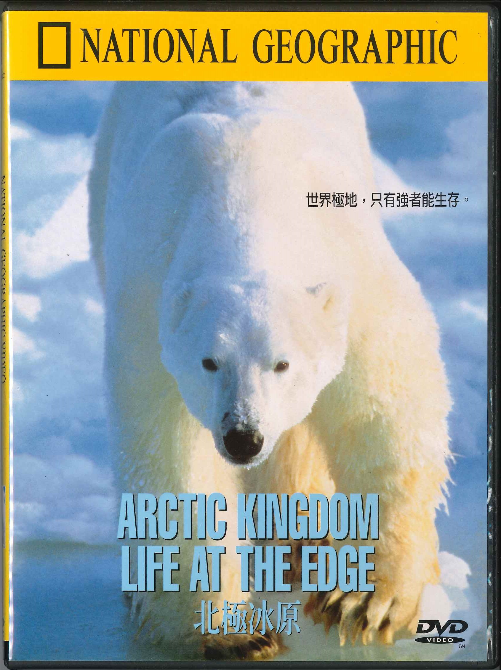 北極冰原 [錄影資料]=Arctic kingdom life at the edge